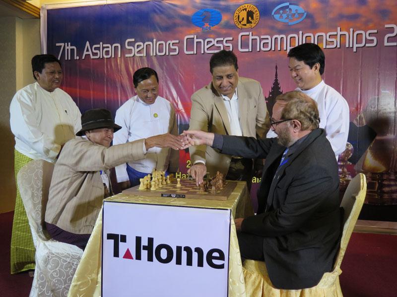 Giải vô địch cờ Vua Malaysia mở rộng 2016