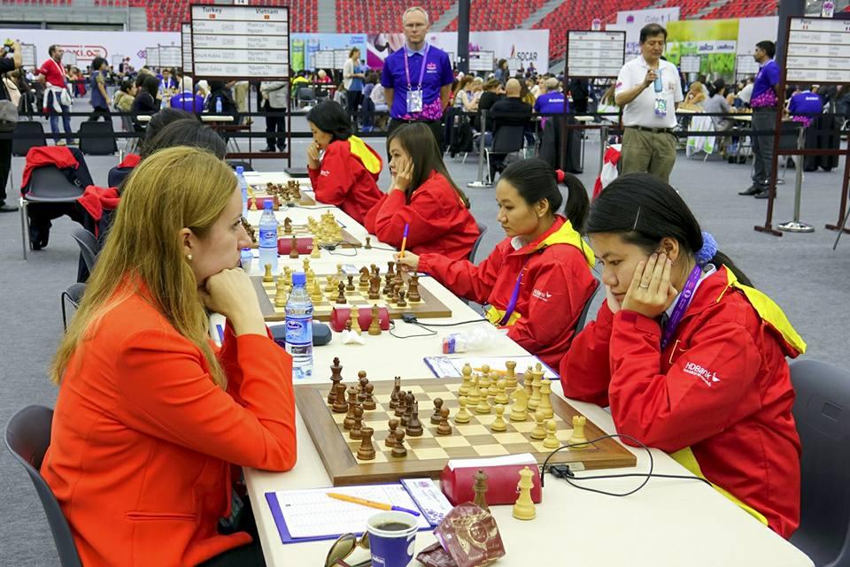 Olympiad cờ vua lần thứ 42 - Baku 2016