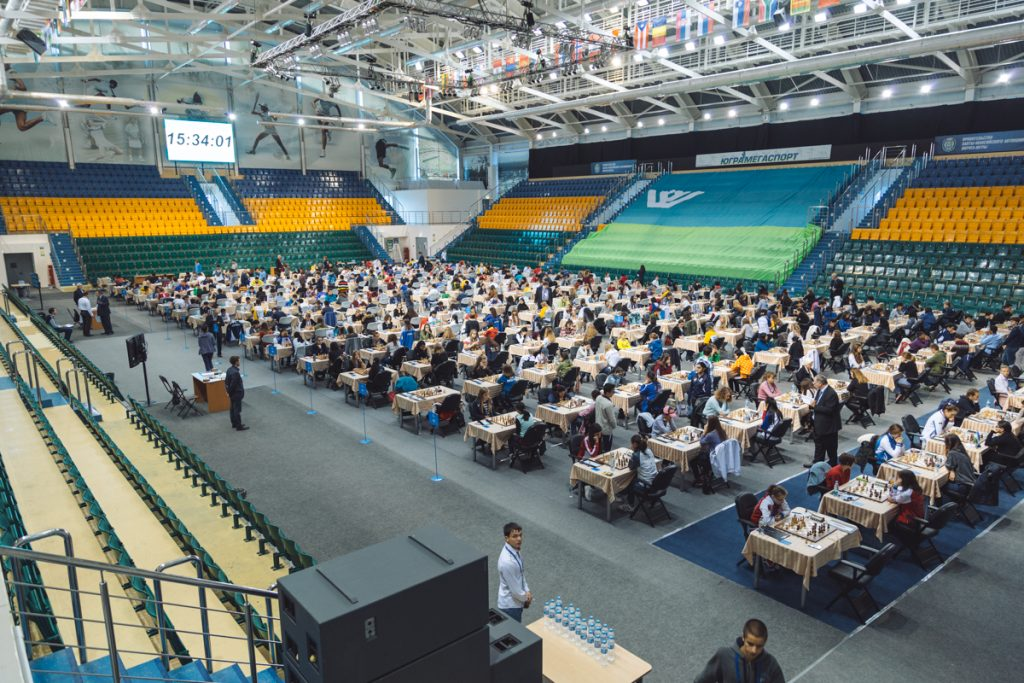 Giải vô địch cờ vua trẻ thế giới U14, 16, 18