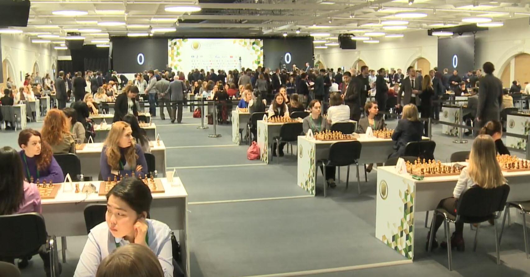 Giải vô địch thế giới cờ vua nhanh và chớp nhoáng năm 2018