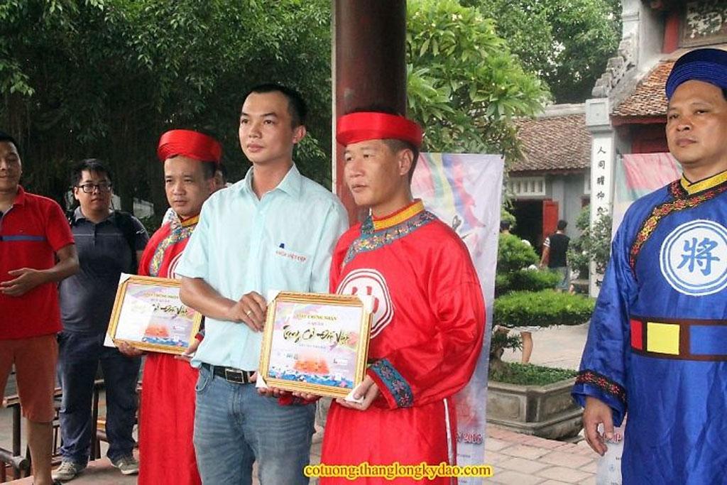 Trạng cờ Đất Việt 2016